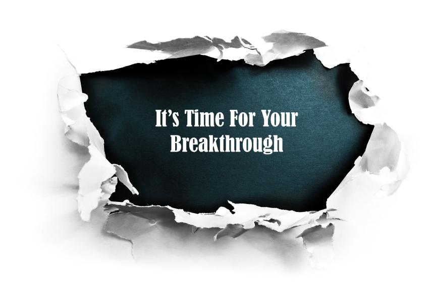 itstimeforyourbreakthrough