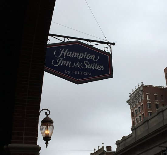My Travels: Hampton Inn Providence, RI