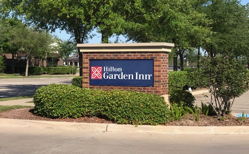 My Travels: Hilton Garden Inn Sugar Land, TX