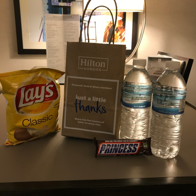 Hilton Honors Benefits